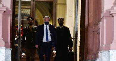 Borrón y cuenta nueva en el Gobierno: Alberto Fernández anunció su nuevo Gabinete