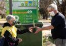"""La Plata: Debuta el """"Eco-canje"""" en el nuevo Punto Verde de Plaza Matheu"""